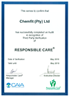 Responsible Care® Verification